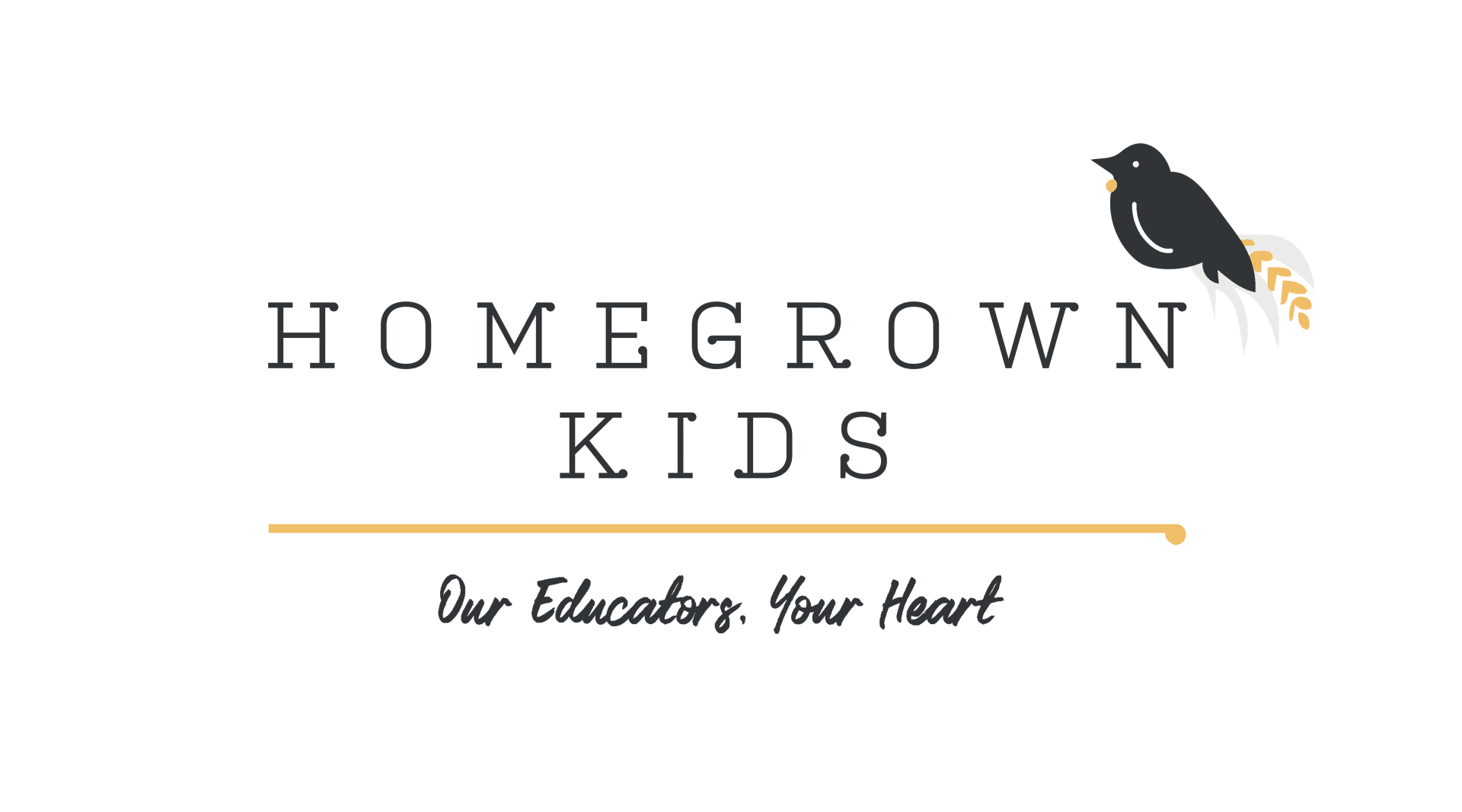 Home Grown Kids Logo with